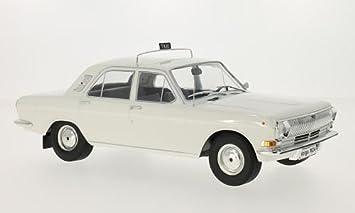 1:18 MCG weiss Wolga M24 1972  Taxi