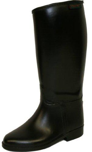 Black Childs Horseware Boots Rubber Childs 37EU qn00tPWr