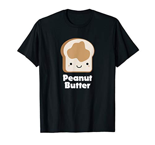 MATCHING SET Peanut Butter and Jelly Couples Friend Shirt -