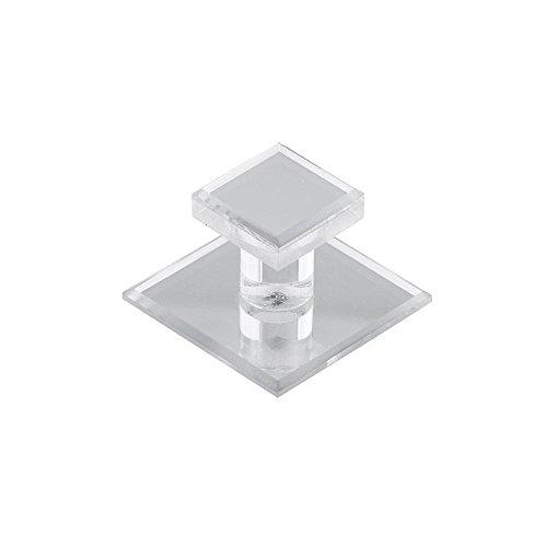 Peel and Stick Knob for Mirror Doors (Stick Knob)