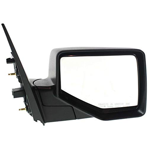 - Kool Vue Manual Mirror For 2006-2010 Ford Explorer 2007 Explorer Sport Trac RH