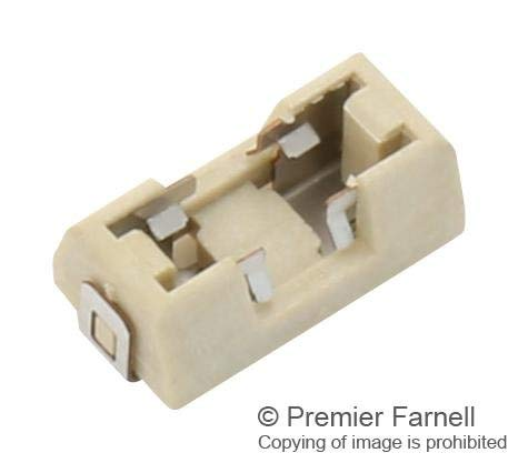 10 item LITTELFUSE 01550900M 8 A 125 V Surface Mount OMNI-BLOK Fuseholder s
