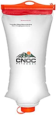 Cnoc Outdoors 2019 Vecto 42mm Thread Water Container, 2L, Orange