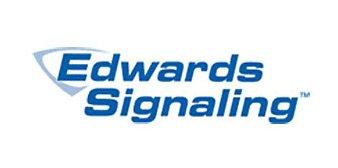 Edwards Signaling 125HALFA24DB 125 Amber Flash, Halogen, 24VD