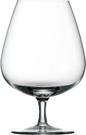 Set of 6 Stolzle Grandezza Brandy Snifter