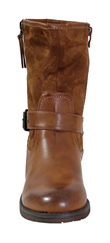 By Shoes - Women's Fashion Boots Camel GRGb1ox