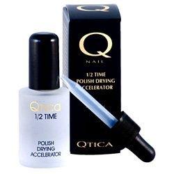 Qtica Half Time Polish (Qtica Nail Half Time Polish Drying Accelerator 7ml/0.25oz by QTICA)