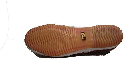 Onitsuka Tiger - Zapatillas para hombre rojo borgundy