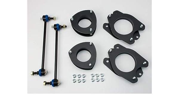 Truxxx 202031-1.75 Lift Kit Compatible with 2016-2020 Honda Pilot /& 2019-2020 Honda Passport~ Includes Sway Bar Links