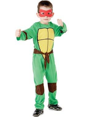 TORTUGAS NINJA Tortue Ninja I-883875S - Disfraz niño (2 años ...