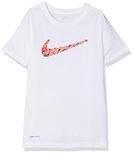 shirt Dry Pixel Blanc Garçon Swoosh T Nike xIaqwgvg