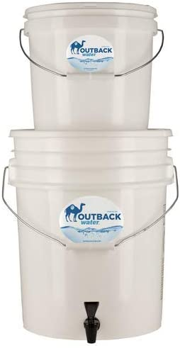Outback Plus Gravity Water Filter