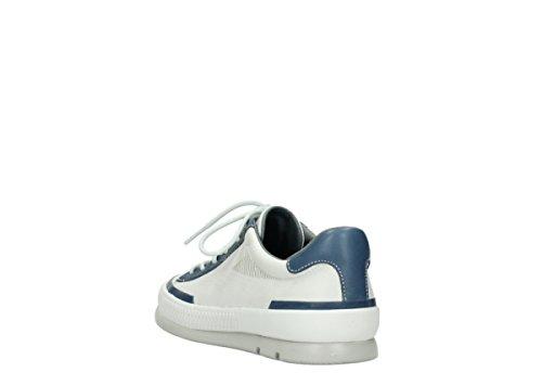 Mujer de Zapatos Cordones Wei Wolky Azul Para 30128 Azul 01926 wFqqCYf