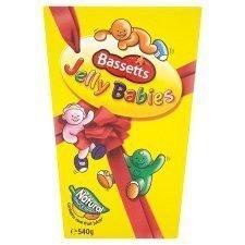 - Bassetts Jelly Babies Carton 460G by Bassett's