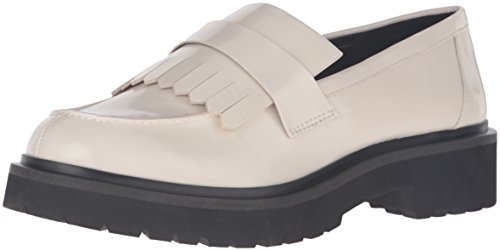 Mocassino Slip-on Sintetico A Nove Donne West Off Bianco