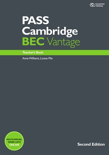 Pass Cambridge BEC Vantage - Teacher's Book mit Class Audio CDs New Edition (Pass Cambridge BEC Series - New Edition)