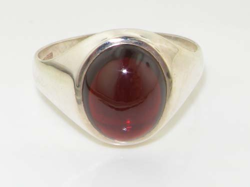 Garnet Rings Gems Tv