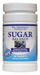 (Dr. Venessa's Formulas Sugar Balance -- 60)