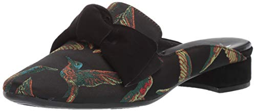 Aerosoles Women's Right Way Mule, black exotic, 7.5 M US