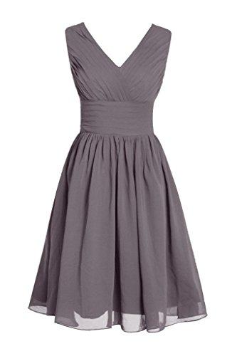 Accessories Grey Dress - 4