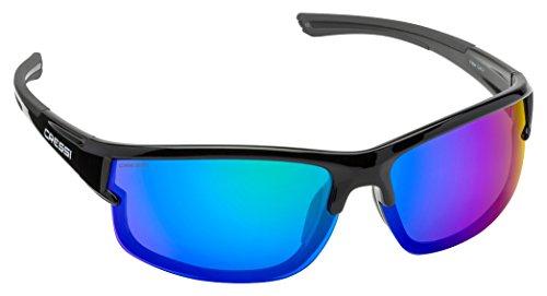 Gafas Reflejado Unisex 100 de Premium Protección Verde Adulto Phantom Polarizadas Sol Lentes Cressi UV Negro 5xOXwFqE