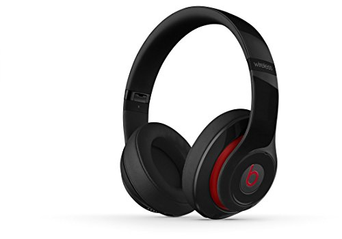 Beats Studio2 Wireless Bluetooth Over-Ear Headphones-Black by Beats