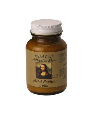 Mona Lisa Sketch - Mona Lisa Metal Leaf Liquid Adhesive