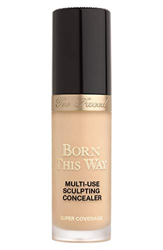 Too Faced Born This Way Super Coverage Multi-Use Sculpting Concealer - (Natural Beige)