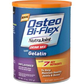 Osteo Bi Flex Nutrajoint Plus Glucosamine Drink Mix