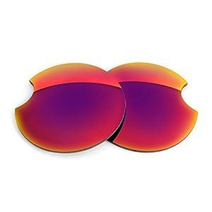 FUSE Lenses for Snapchat Spectacles Nova Mirror Polarized Lenses