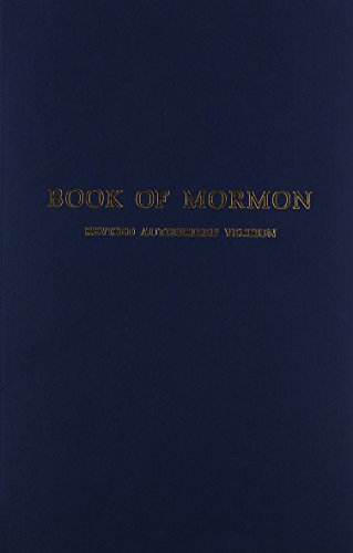 Book of Mormon (Revised Authorized Version)