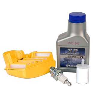 Husqvarna 531306369 Chain Saw Maintenance Kit For 455 Rancher and 460