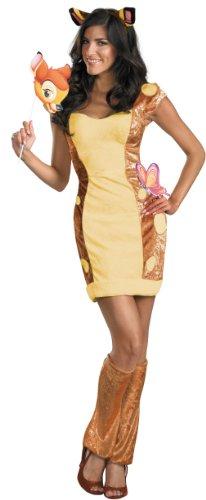 Sassy Bambi Adult Costume - Small