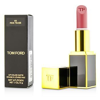 Tom Ford Lip Color Matte, No. 03 Pink Tease, 0.1 Ounce