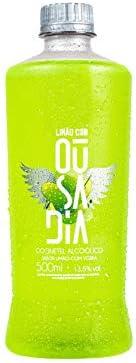 Coquetel Alcoólico Ousadia, Limão, 500ml