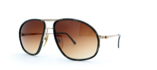 Dunhill 6093 20 Brn Grey and Gold Authentic Men Vintage - Dunhill Sunglasses