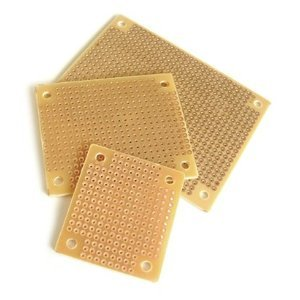 Solderable Copper Pad Perf-Board Assortment (12 pack)