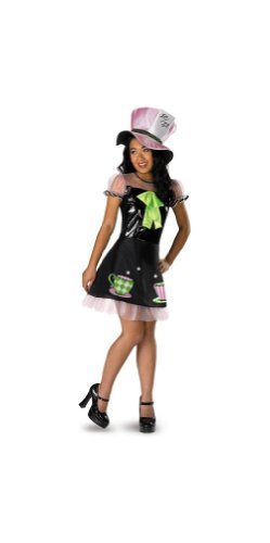 Mad Hatter Costume - Child/teen Costume - Large (10-12)