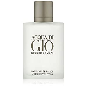 Acqua Di Gio Pour Homme By Giorgio Armani After Shave Lotion, 3.3 Ounce
