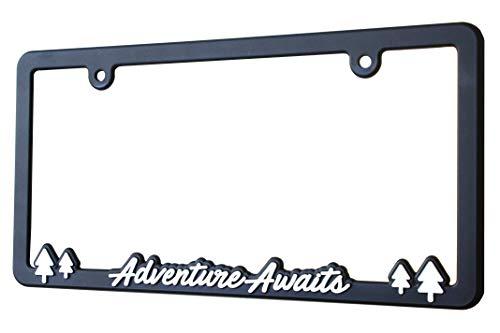 Spiffy License Plate Frame