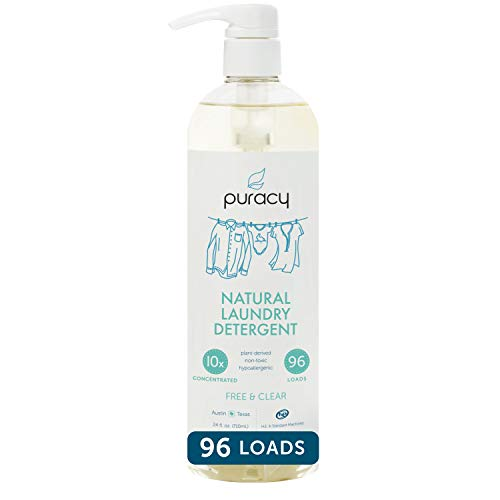10 Best Baby Laundry Detergents (2019 Reviews)