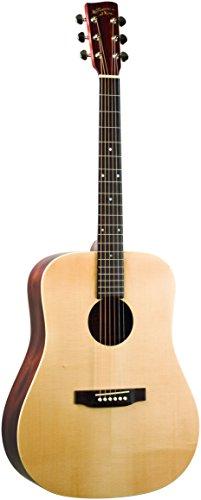 Recording King RD-A9M EZ Tone PLUS All Solid Dreadnought Guitar