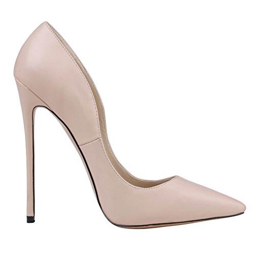 Pointu Talons Femmes Bout J0531 Chaussures Mince À Merumote Hauts q0ta7xx