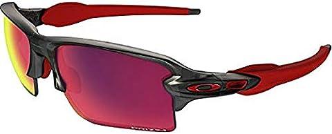 04576f10f3 Oakley Men s Flak 2.0 XL OO9188-04 Rectangular Sunglasses ...