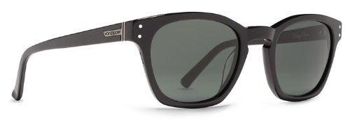 VonZipper Kingbee Men's Sports Sunglasses - Black/Green Grey / One Size Fits - Vz Sunglasses