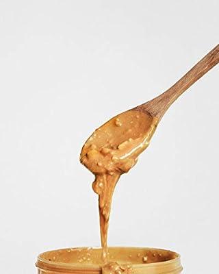 BODY GENIUS Crunchy Peanut Butter. 1000g. Crema de Cacahuete ...