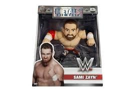 JADA 4'' METALS - WWE - SAMI ZAYN (M206) 97976 by JD