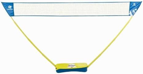 Decathlon Easy To Carry Easy To Setup Badminton Net Amazon Co Uk Sports Outdoors