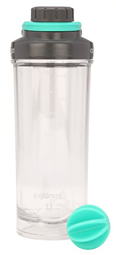 Contigo Shake & Go Fit Shaker Bottle, 28 oz., Cockatoo