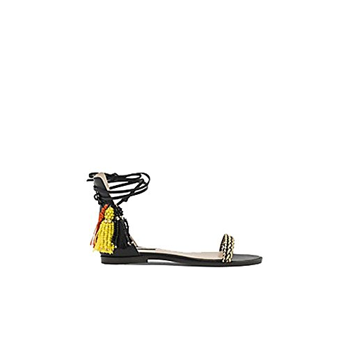 liu jo Women's Fashion Sandals Black Black eg4YnDTggX